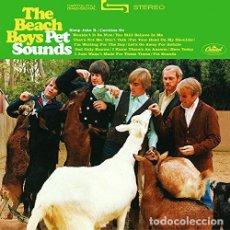 Discos de vinilo: BEACH BOYS - PET SOUNDS (STEREO) (VINILO NUEVO). Lote 211717791