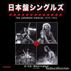 Discos de vinilo: VAN HALEN - JAPANESE (40 GR 7S LPS BOX-LTD (VINILO NUEVO). Lote 211717795