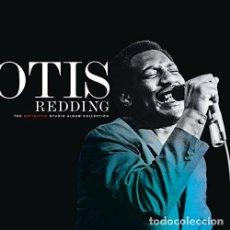 Discos de vinilo: REDDING OTIS - DEFINITIVE STUDIO ALBUM CO (VINILO NUEVO). Lote 211717801