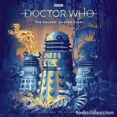Discos de vinilo: DOCTOR WHO - DALEKS MASTER PLAN (VINILO NUEVO). Lote 211717876