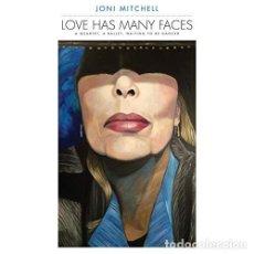 Discos de vinilo: MITCHELL JONI - LOVE HAS MANY FACES A QUARTET (VINILO NUEVO). Lote 211717936