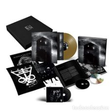 Discos de vinilo: SECRETS OF THE MOON - BLACK HOUSE -FANBOX- (VINILO NUEVO). Lote 211717966