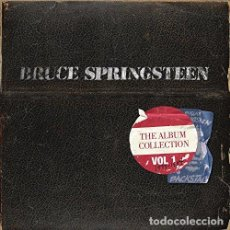 Discos de vinilo: SPRINGSTEEN BRUCE - BRUCE SPRINGSTEEN ALBUM COLLE (VINILO NUEVO). Lote 211717981