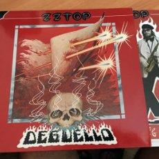 Discos de vinilo: ZZTOP ZZ TOP (DEGUELLO) LP GERMANY (B-12). Lote 211718369