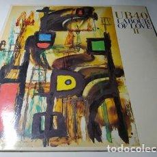 Discos de vinilo: LP - UB40 – LABOUR OF LOVE II - T-210 258 (VG+/ VG+) SPAIN 1989. Lote 211719301