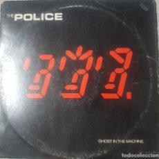 Discos de vinilo: THE POLICE - GHOST IN THE MACHINE - EDICIÓN PORTUGUESA 1981. Lote 211719911