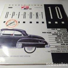Discos de vinilo: LP - VARIOUS ?– UPFRONT 10 -UPFT 10 - 2LP (VG/ VG) UK 1988. Lote 211719936