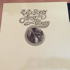 Discos de vinilo: ZZTOP ZZ TOP (FIRST ALBUM) LP GERMANY 1980 (B-12). Lote 211720726