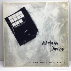 Discos de vinilo: LP - DISCO - VINILO - AIMLESS DEVICE - HARD TO BE NICE. Lote 211721376