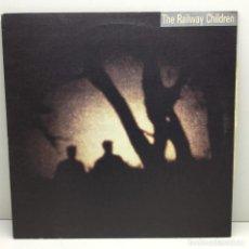 Discos de vinilo: LP - DISCO - VINILO - THE RAILWAY CHILDREN - 10 MUSIC - AÑO 1987. Lote 211723211