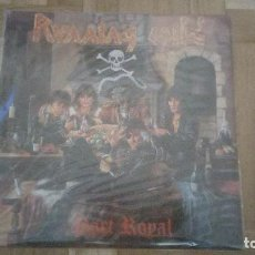 Discos de vinilo: RUNNING WILD. PORT ROYAL. LP. 1988. Lote 211724319