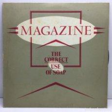 Discos de vinilo: LP - DISCO - VINILO - MAGAZINE - THE CORRECT USE OF SOAP - FLEETWOOD MAC - AÑO 1980. Lote 211725205
