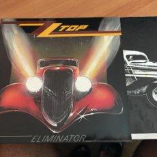 Discos de vinilo: ZZTOP ZZ TOP (ELIMINATOR) LP GERMANY (B-12). Lote 211726424