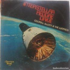 Discos de vinil: COLONELL ELLIOTT & THE LUNATICS - INTERSTELLAR REGGAE DRIVE - AYMPO - EDICIÓN ESPAÑOLA 1974 - RARO. Lote 211726444
