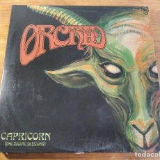 Discos de vinilo: ORCHID - CAPRICORN (THE ZODIAC SESSIONS) ************ RARO LP DOBLE DOOM METAL 2012 BUEN ESTADO. Lote 211729189