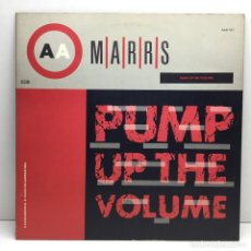 Discos de vinilo: LP - DISCO - VINILO - MARRS - PUMP UP THE VOLUME MAXI - BAD 707. Lote 211729565