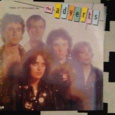 Discos de vinilo: THE ADVERTS - CAST OF THOUSAND LP. Lote 211730141