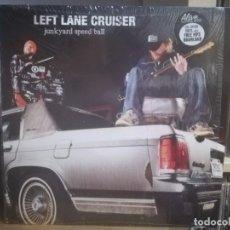 Discos de vinilo: LEFT LANE CRUISER-JUNKYARD SPEED BALL 2011. Lote 211737434