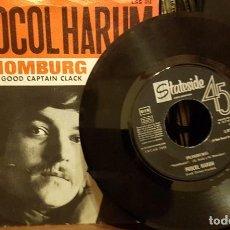 Discos de vinilo: PROCOL HARUM HOMBURG - GOOD CAPTAIN CLACK. Lote 211743433