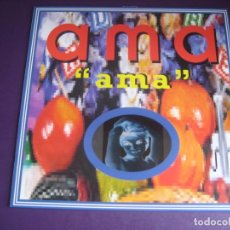 Discos de vinilo: AMA MAXI SINGLE JAMMIN 1993 - 1 VERSION REMEZCLADA - ELECTRONICA SYNTH POP 90'S - TEO CARDALDA. Lote 211744491