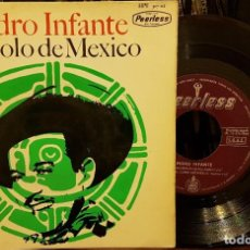 Discos de vinilo: PEDRO INFANTE - EL IDOLO DE MEXICO. Lote 211744984