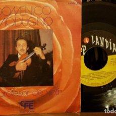 Discos de vinilo: DOMENICO MODUGNO - EL PROFESOR DE VIOLÍN. Lote 211746350