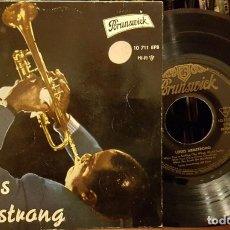 Discos de vinilo: LOUIS ARMSTRONG - ORIGINAL RECORDING IN AMERICA. Lote 211750888