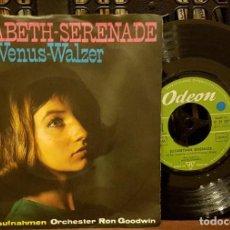 Discos de vinilo: ELISABETH - SERENADE - VENUS - ALZER. Lote 211751855