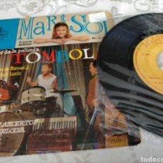 Discos de vinilo: TÓMBOLA. MARISOL. Lote 211753457