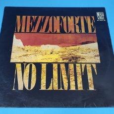 Discos de vinilo: MEZZOFORTE- NO LIMIT. Lote 211753935