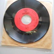 Discos de vinilo: SIMON AND GARFUNKEL* – I AM A ROCK - SINGLE USA 1966 VG++. Lote 211756556