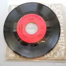 Discos de vinilo: SIMON & GARFUNKEL – FAKIN' IT/YOU DON'T KNOW WHERE YOUR INTEREST LIES - SINGLE 1967 VG++. Lote 211757058