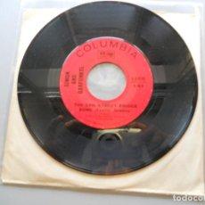 Discos de vinilo: SIMON AND GARFUNKEL* ?– AT THE ZOO - SINGLE USA 1967 MUY RARO EX. Lote 211757362