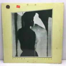 Discos de vinil: RARO MUY DIFÍCIL DE ENCONTRAR LP - DISCO - VINILO - DECIMA VICTIMA - MADE IN SPAIN - AÑO 1982. Lote 211759953