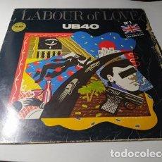 Discos de vinilo: LP - UB40 – LABOUR OF LOVE - I - 205 716 (VG / G+) SPAIN 1983. Lote 211761675