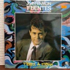 Discos de vinilo: JUAN RAMÓN FUENTES. Lote 211765943