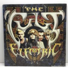 Discos de vinilo: LP - DISCO - VINILO - THE CULT - ELECTRIC - AÑO 1987. Lote 211769833