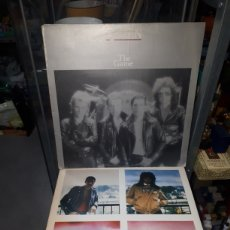 Discos de vinilo: QUEEN THE GAME LP SPAIN 1980 EMI CARPETA PLATEADA. Lote 211771860