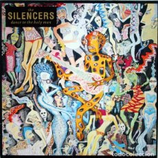Discos de vinilo: THE SILENCERS - DANCE TO THE HOLY MAN - LP SPAIN 1991. Lote 211774910