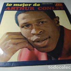 Discos de vinilo: LP - ARTHUR CONLEY – LO MEJOR DE ARTHUR CONLEY - HAT (S) 421-19 (VG+ / VG+) SPAIN 1968. Lote 211776057