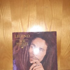 Discos de vinilo: LEGEND THE BEST OF BOB MARLEY AND THE WAILERS. Lote 211776196