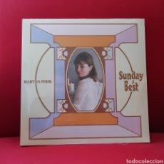 Discos de vinilo: MARTHA FFION 'SUNDAY BEST' LP ¡NUEVO!. Lote 211780948
