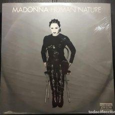 Discos de vinilo: MADONNA - HUMAN NATURE - MAXISINGLE - REINO UNIDO - EXCELENETE - NO USO CORREOS. Lote 211781335