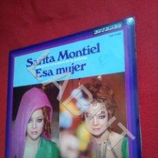Discos de vinilo: SARA MONTIEL ESA MUJER EL ORIGINAL 400 GRS D2. Lote 211788035