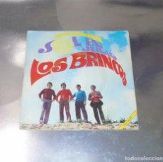 Discos de vinilo: LOS BRINCOS --SOL EN JULIO & ANANAI ---- VG+. Lote 211791345