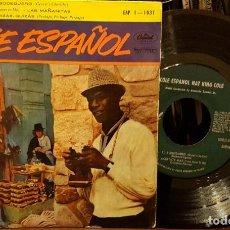 Discos de vinilo: NAT KING COLE EN ESPAÑOL. Lote 211795238