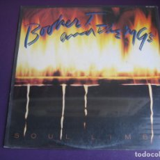 Discos de vinilo: BOOKER T. AND THE MG'S - SOUL LIMBO LP HISPAVOX STAX 1984 PRECINTADO - SOUL MOD - RHYTHM BLUES. Lote 211798505