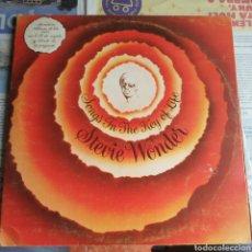 Discos de vinilo: SONGS IN THE KEY OF LIFE STEVIE WONDER. Lote 211799462