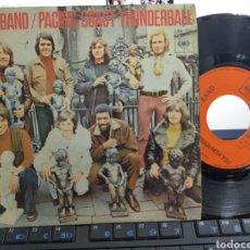 Discos de vinilo: J.J. BAND SINGLE PACIFIC COAST THUNDERBALL ESPAÑA 1971. Lote 211799763