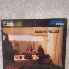 Discos de vinilo: THE SCOUNDRELLES–ATOMIC BATTERIES TO POWER . LP VINILO PRECINTADO. GARAGE ROCK. Lote 211799968